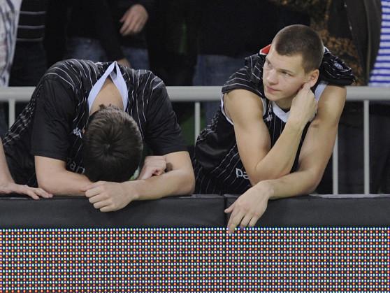 Jaka Klobučar Partizan